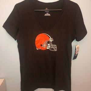 Women's NFL Browns T
